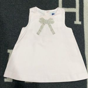 Janie and Jack Dress- 0-3 Months